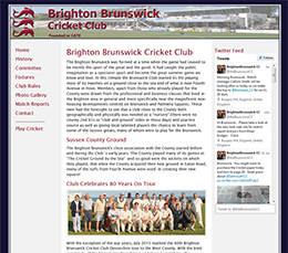 Brighton Brunswick Cricket Club