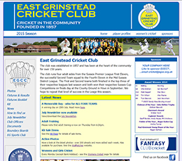 East Grinstead Cricket Club